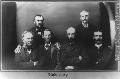 Jury of Riel McCord